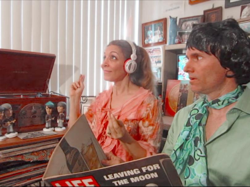 "Playing Valerie in ""That Darn Girlfriend"" Episode 2: Deja Who?"