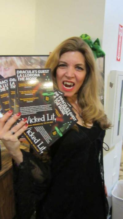 Pamela-Vampiress- Scare LA